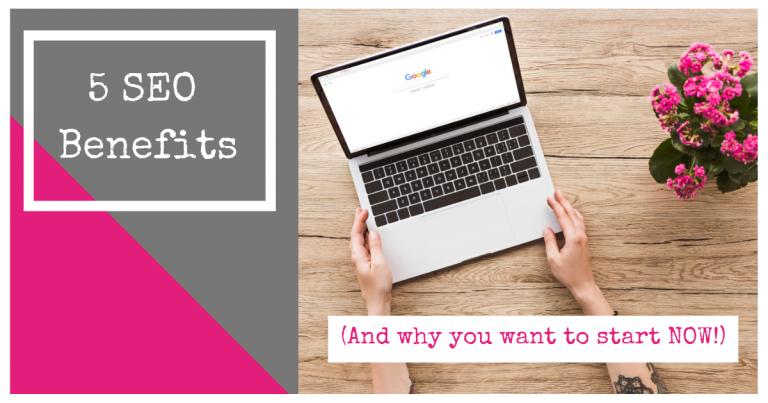 Les avantages SEO de maintenir un blog d'entreprise