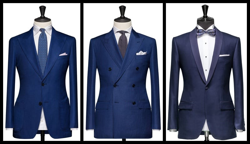 Les 3 types de costumes de mariage et celui qui vous convient le mieux