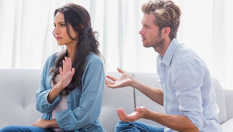 """Matrimoniale: Alors que le traitement silencieux peut tuer votre mariage, le """"mode silencieux"""" peut"""